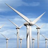 Wind power generation counts on non destructive testing from X-R-I Testing.